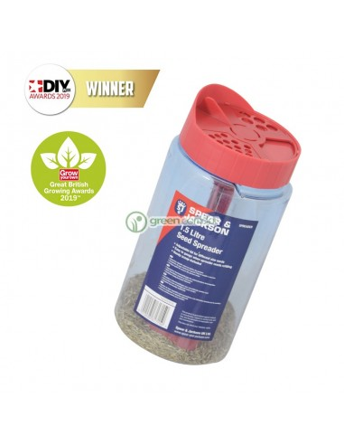 Ручной разбрасыватель для семян 1.5л