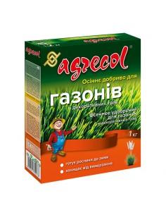 Осеннее удобрение для газонов Agrecol