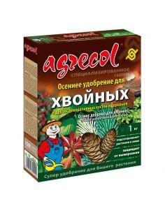 Осеннее удобрение для хвойных растений Agrecol 1кг