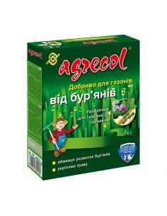 Добриво для газонів від бур'янів 1кг 15,5-0-0 Agrecol
