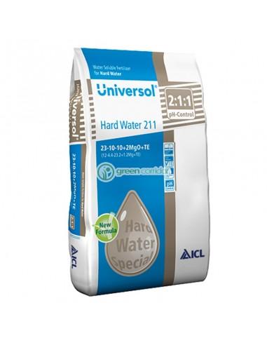 Водорозчинні добрива Universol Hard water 211