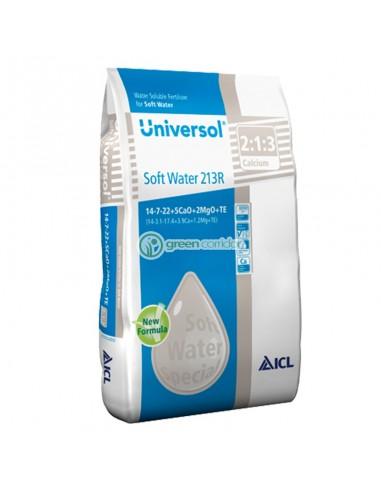 Водорозчинні добрива Universol soft water 213 R