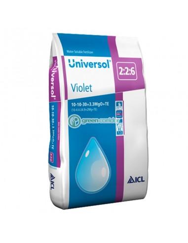 Водорастворимые удобрения Universol Violet