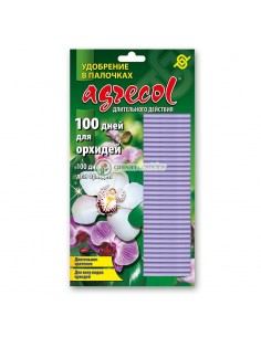 Добриво в паличках для орхідей - 100 днів