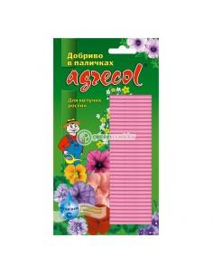 Удобрение в палочках для цветущих растений с витамином С