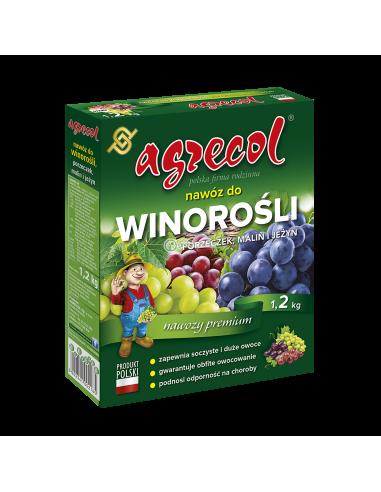 Добриво для винограду малини і смородини