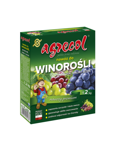 Удобрение для винограда малины и смородины
