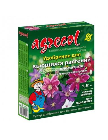 Удобрение для вьющихся растений и клематисов
