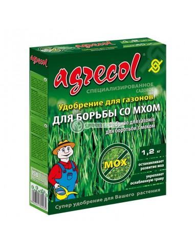 Добриво для газонів та боротьби з мохом