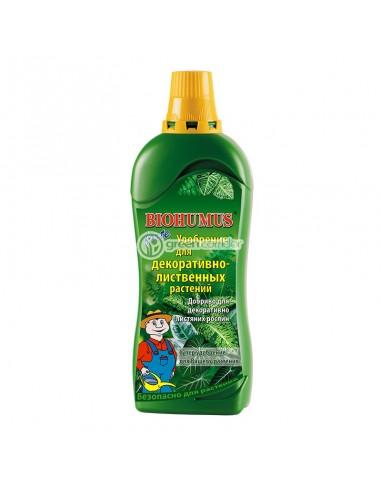 Добриво для зелених рослин - BIOHUMUS