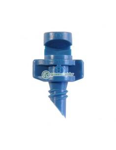 Single Piece Jet 180° Blue