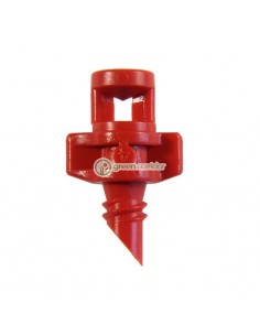 Single Piece Jet 360° Red