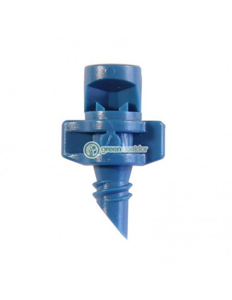 Single Piece Jet 90° Blue