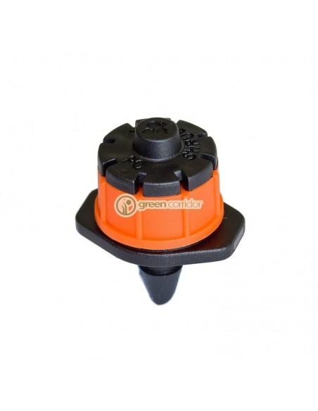 Компенсатор тиску Shrubbler 360°, штуцерне з'єднання