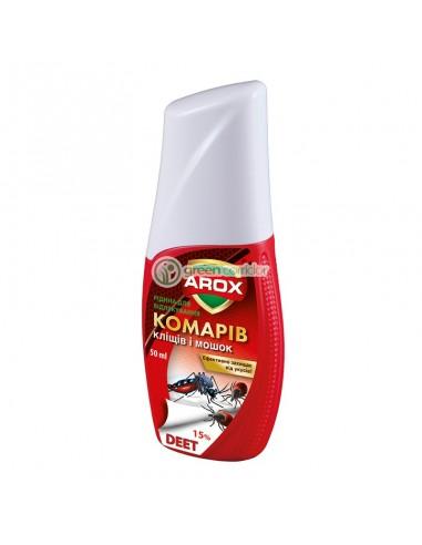 Крем от комаров, клещей и мошек