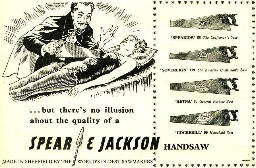 spear&jackson